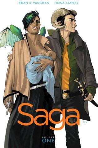Saga, Brian K. Vaughan & Fiona Staples - Дани Пенев